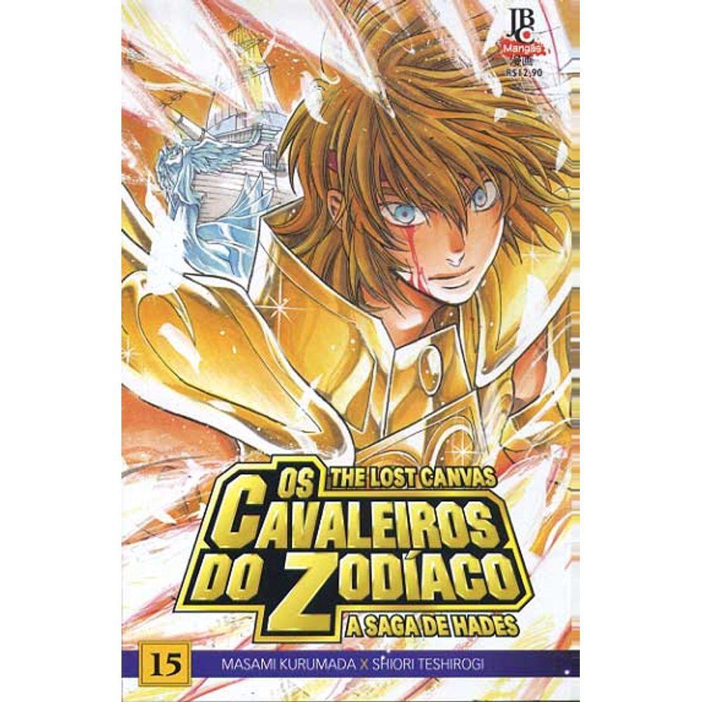 Os Cavaleiros do Zodíaco - The Lost Canvas Especial - Volume 15