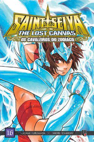 Os Cavaleiros do Zodíaco - The Lost Canvas Especial - Volume 16 - Usado