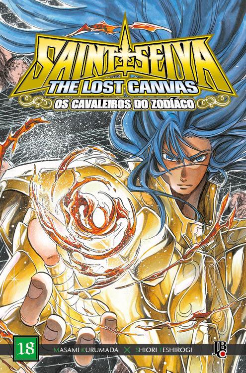 Os Cavaleiros do Zodíaco - The Lost Canvas Especial - Volume 18