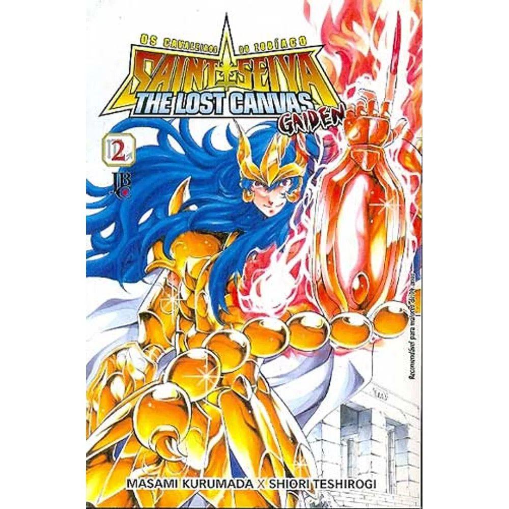 Os Cavaleiros do Zodíaco - The Lost Canvas Gaiden - Volume 02 - Usado