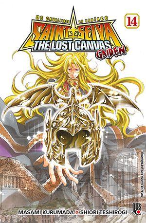 Os Cavaleiros do Zodíaco - The Lost Canvas Gaiden - Volume 14 - Usado