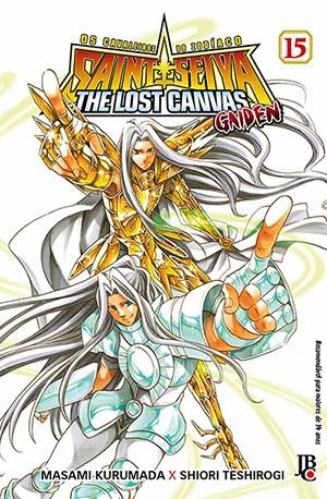 Os Cavaleiros do Zodíaco - The Lost Canvas Gaiden - Volume 15 - Usado