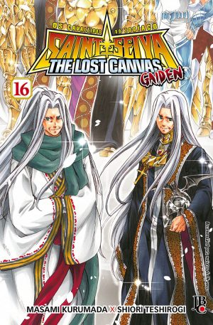 Os Cavaleiros do Zodíaco - The Lost Canvas Gaiden - Volume 16 - Usado