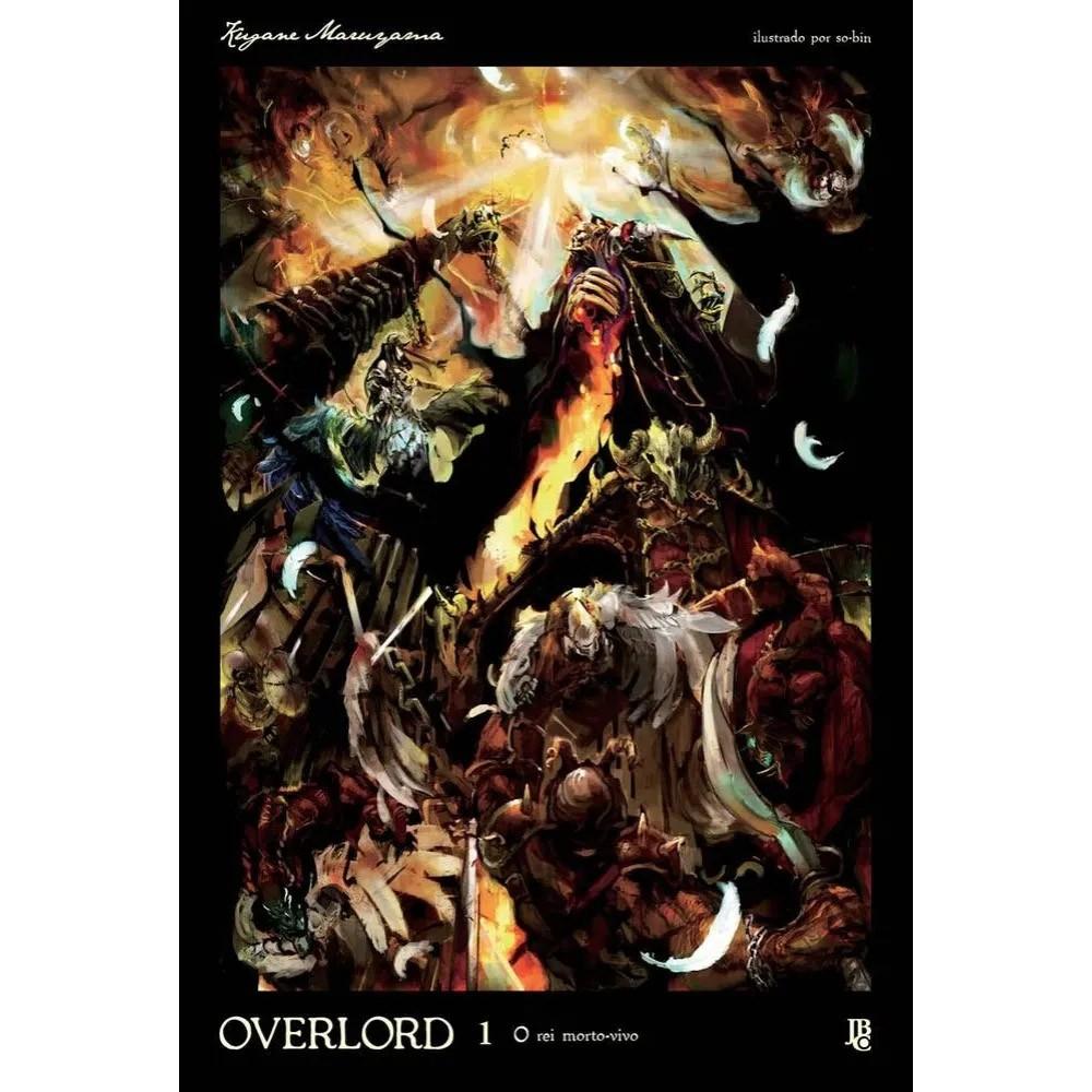 Overlord - Novel - Volume 01