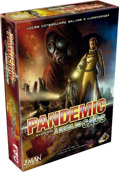 Pandemic À Beira do Caos - Expansão