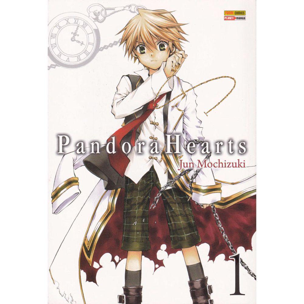 Pandora Hearts - Volume 01