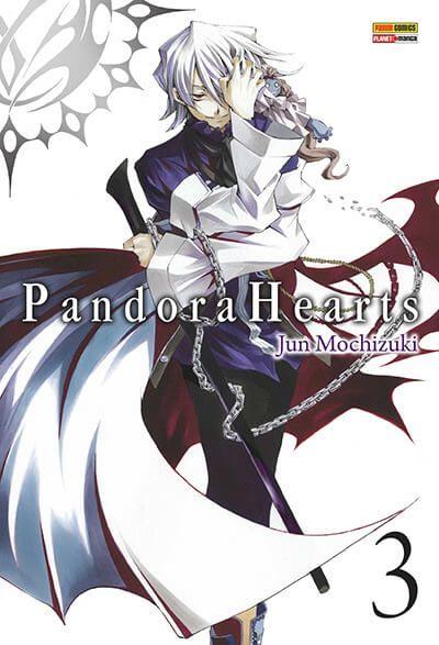 Pandora Hearts - Volume 03 - Usado
