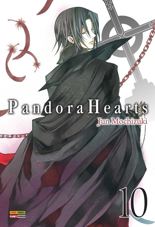 Pandora Hearts - Volume 10