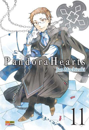 Pandora Hearts - Volume 11