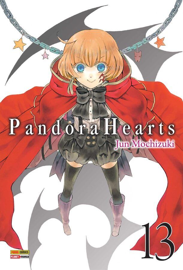 Pandora Hearts - Volume 13