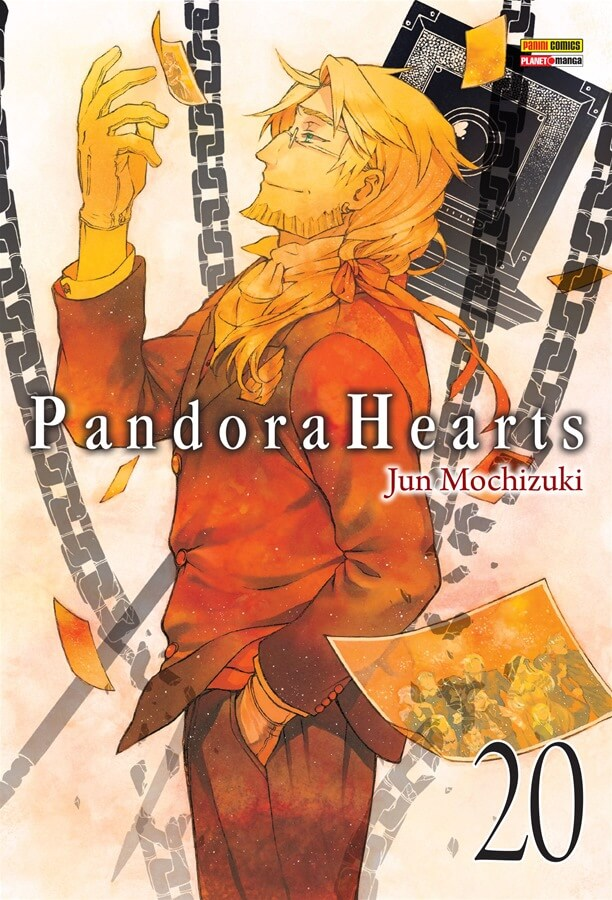 Pandora Hearts - Volume 20
