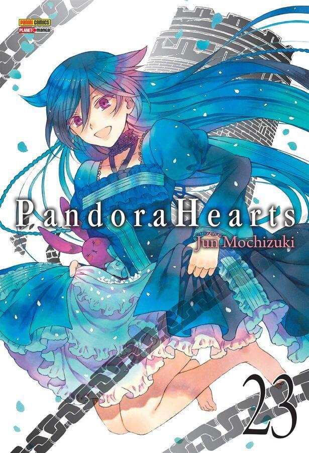 Pandora Hearts - Volume 23
