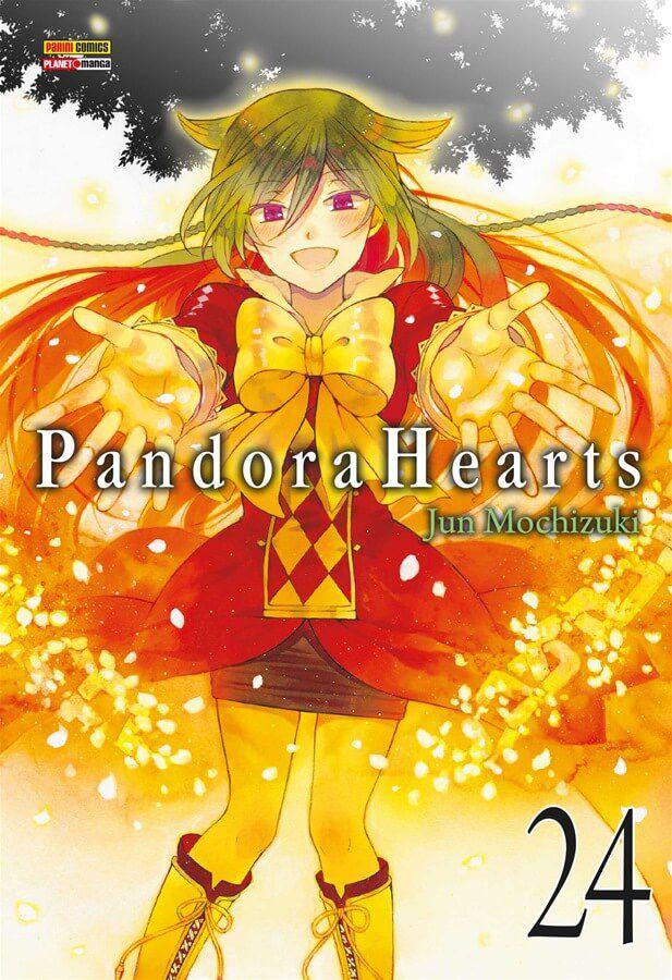 Pandora Hearts - Volume 24
