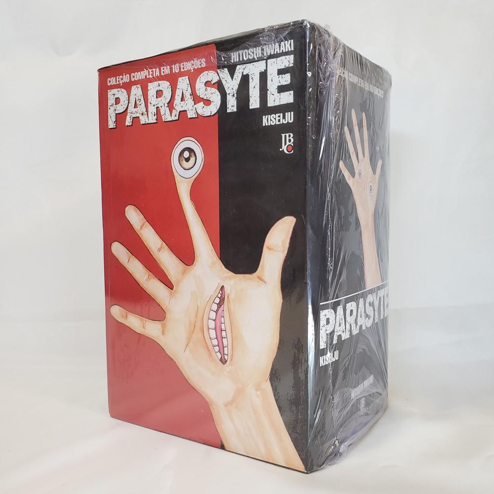 Parasyte - Kiseiju - 1 ao 10 - Coleção Completa - Box