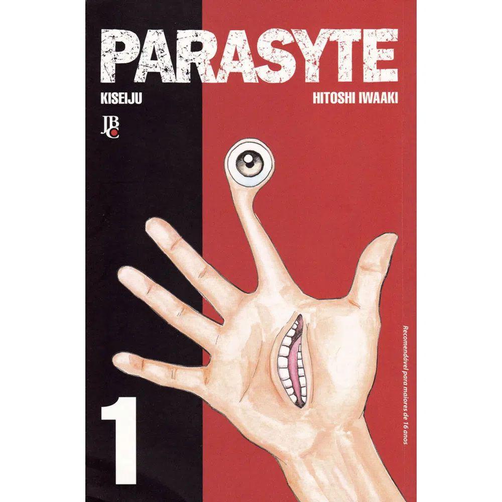Parasyte - Kiseiju - Volume 01 - Usado
