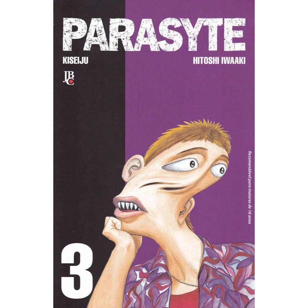 Parasyte - Kiseiju - Volume 03 - Usado