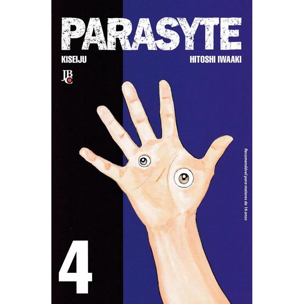 Parasyte - Kiseiju - Volume 04
