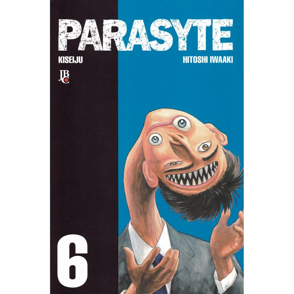 Parasyte - Kiseiju - Volume 06