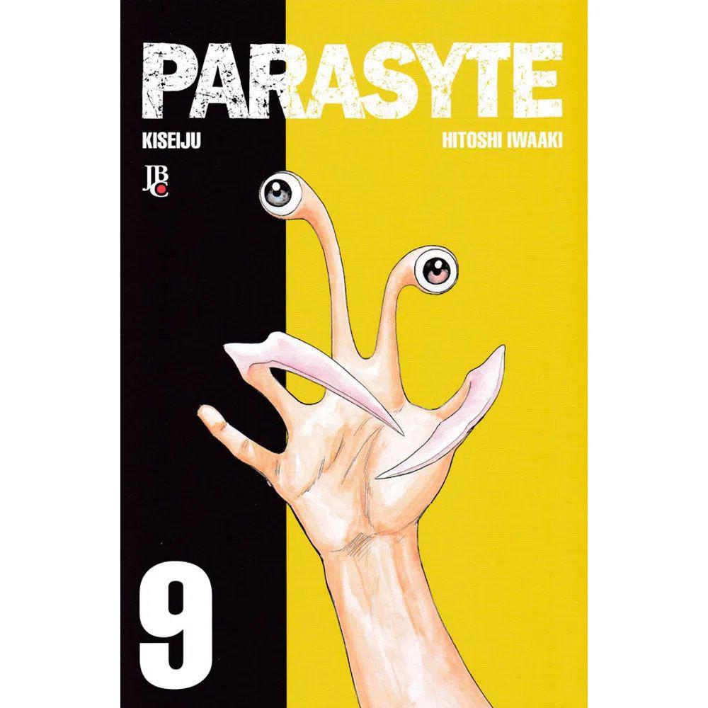 Parasyte - Kiseiju - Volume 09 - Usado
