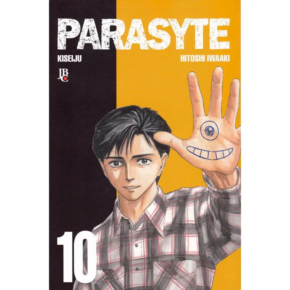 Parasyte - Kiseiju - Volume 10 - Usado
