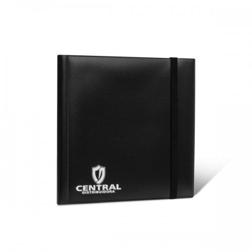 Pasta / Binder - Central Álbum - 4x3