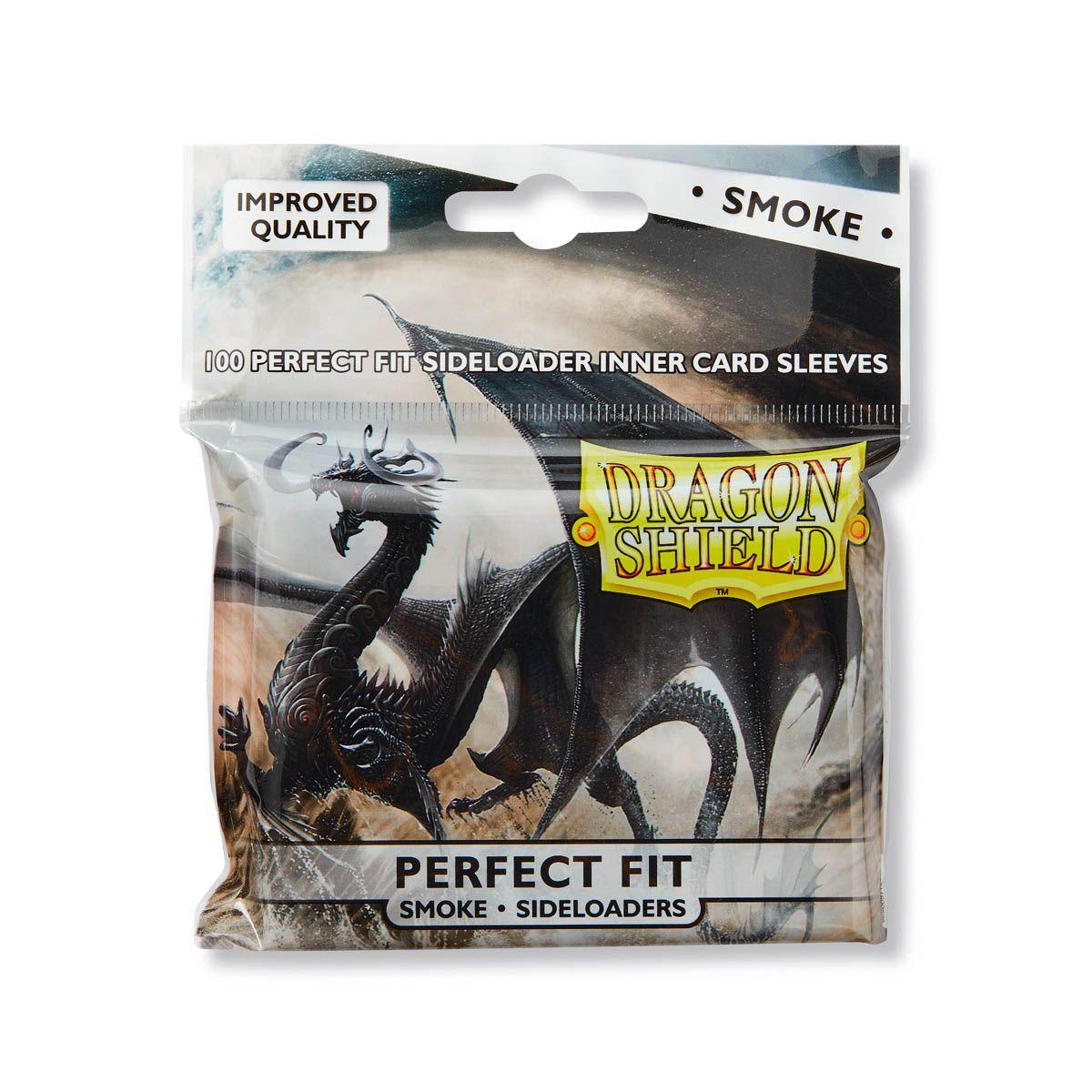 Perfect Fit Sideloader Smoke - Dragon Shield