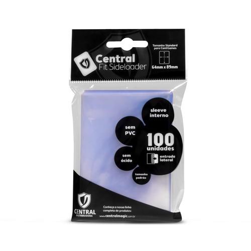 Perfect Fit Transparente Sideloader - Central