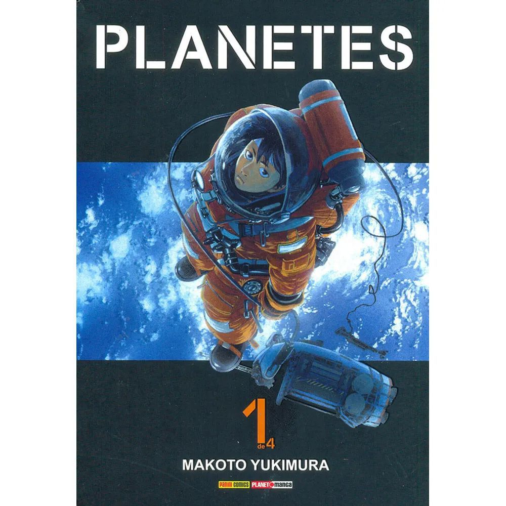 Planetes - Volume 01 - Usado