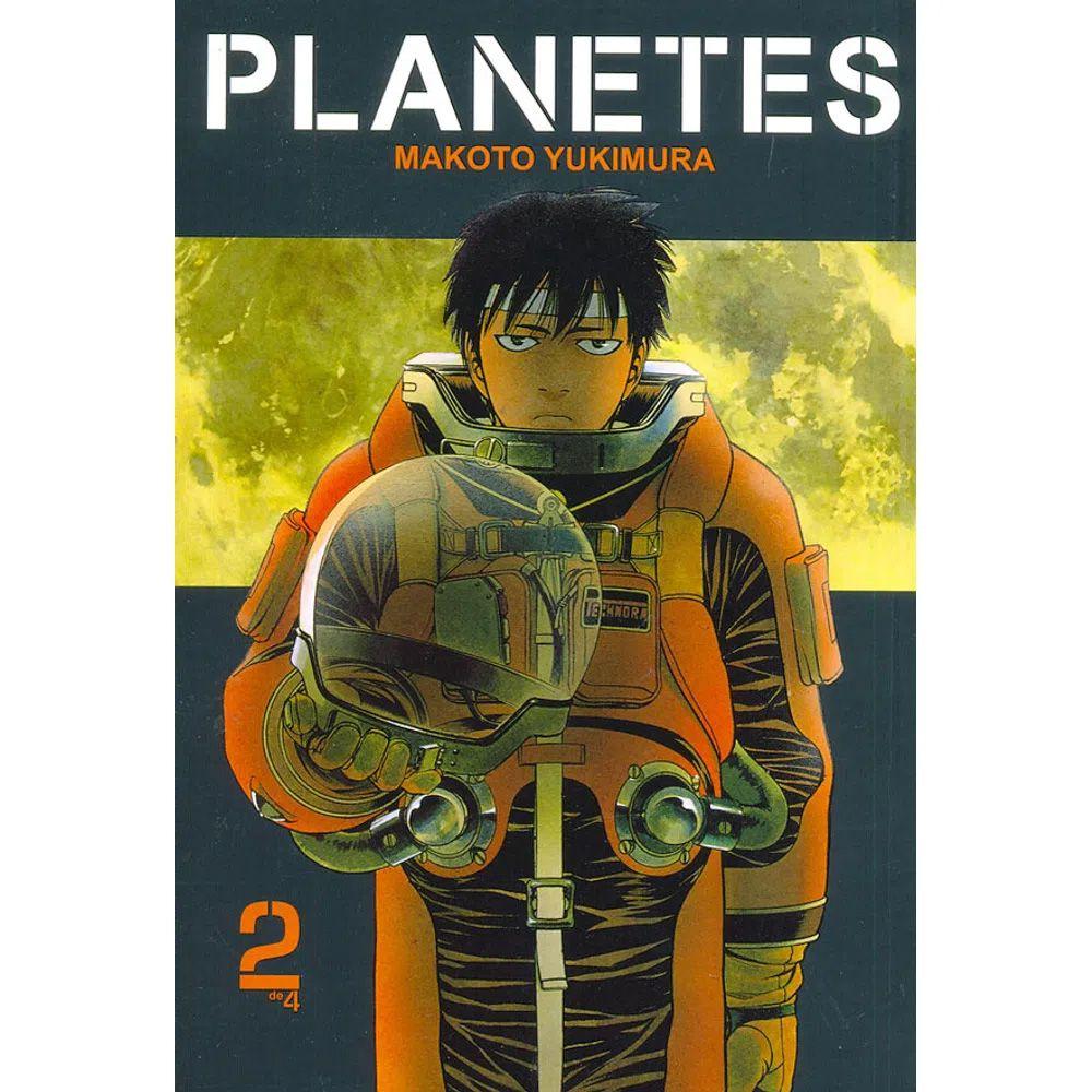 Planetes - Volume 02 - Usado