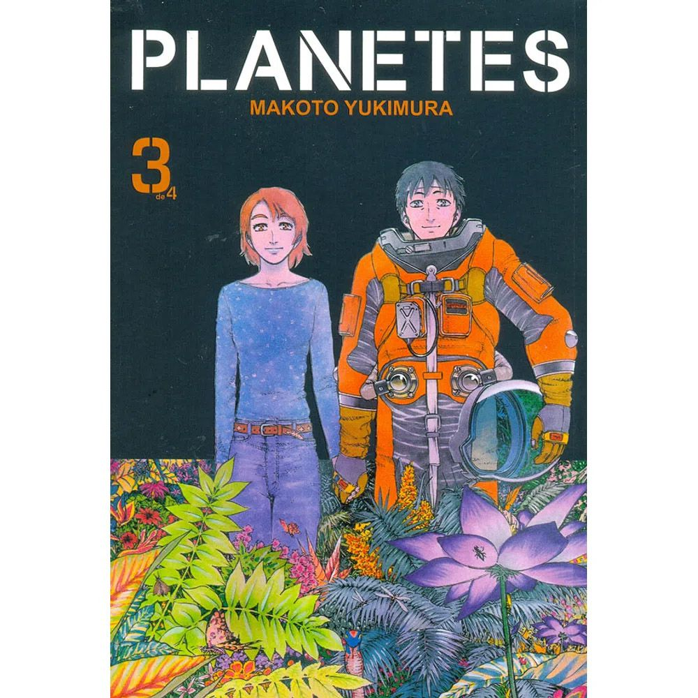 Planetes - Volume 03 - Usado