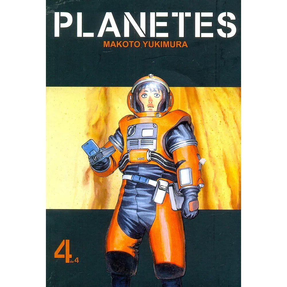 Planetes - Volume 04 - Usado