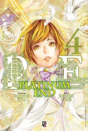 Platinum End - Volume 04