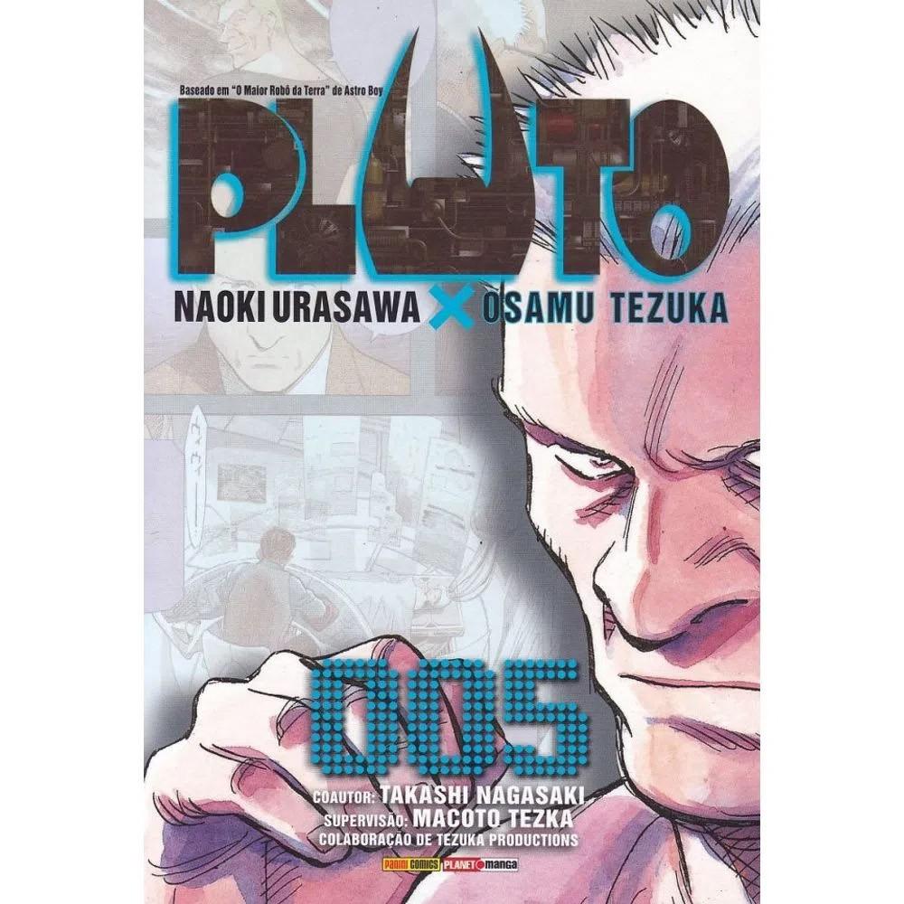 Pluto - Volume 05