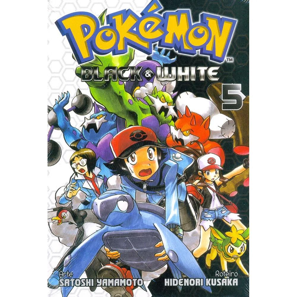 Pokémon Black & White - Volume 05 - Usado
