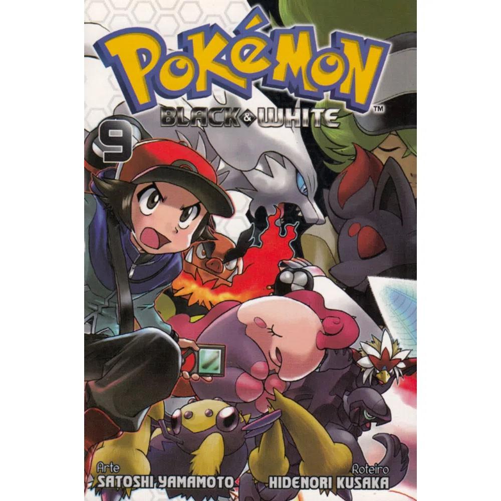 Pokémon Black & White - Volume 09