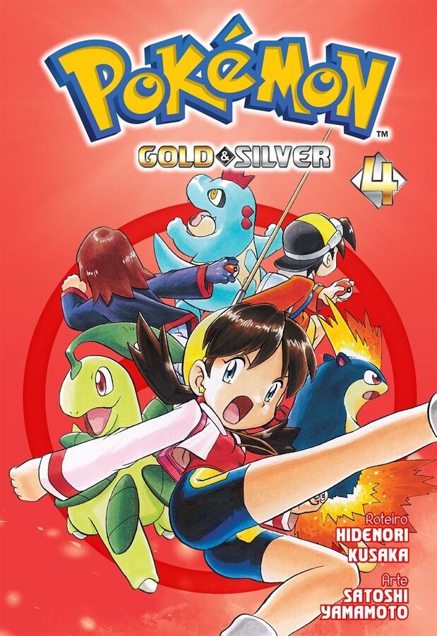 Pokémon Gold & Silver - Volume 04