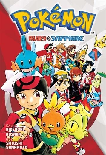 Pokémon Ruby & Sapphire - Volume 01