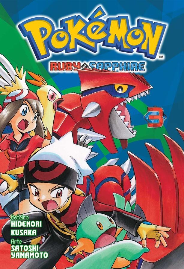 Pokémon Ruby & Sapphire - Volume 03