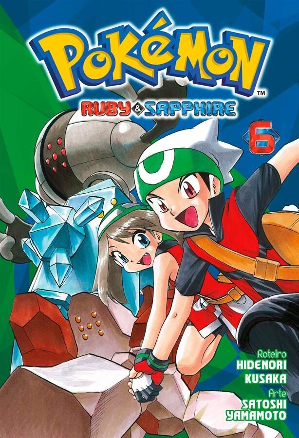 Pokémon Ruby & Sapphire - Volume 06