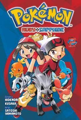 Pokémon Ruby & Sapphire - Volume 02