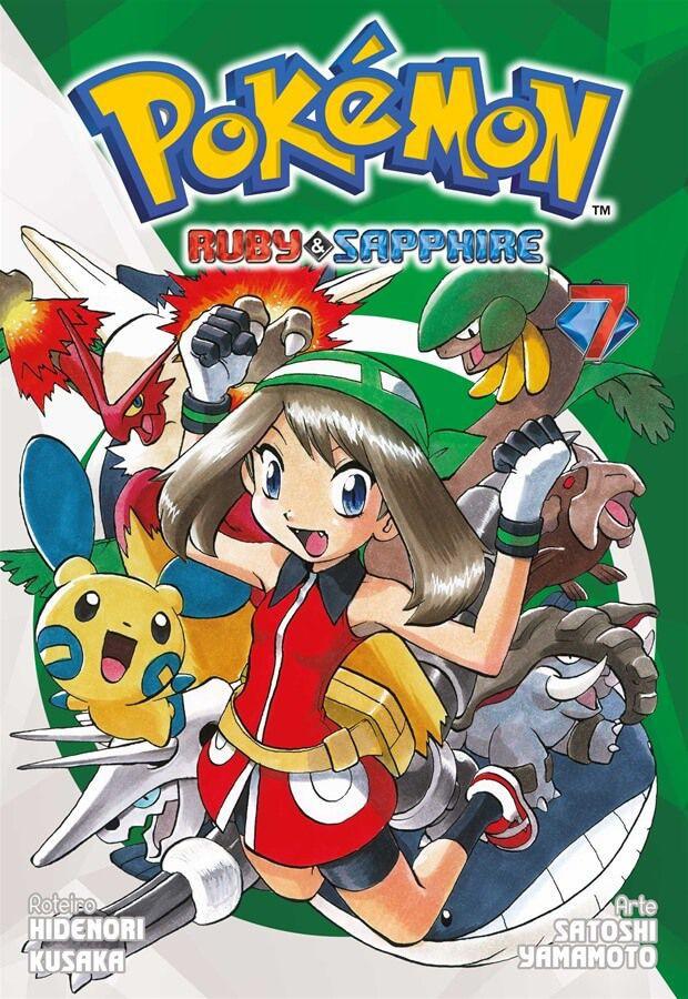 Pokémon Ruby & Sapphire - Volume 07