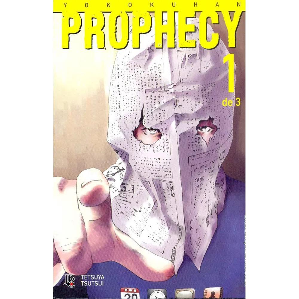 Prophecy - Volume 01 - Usado