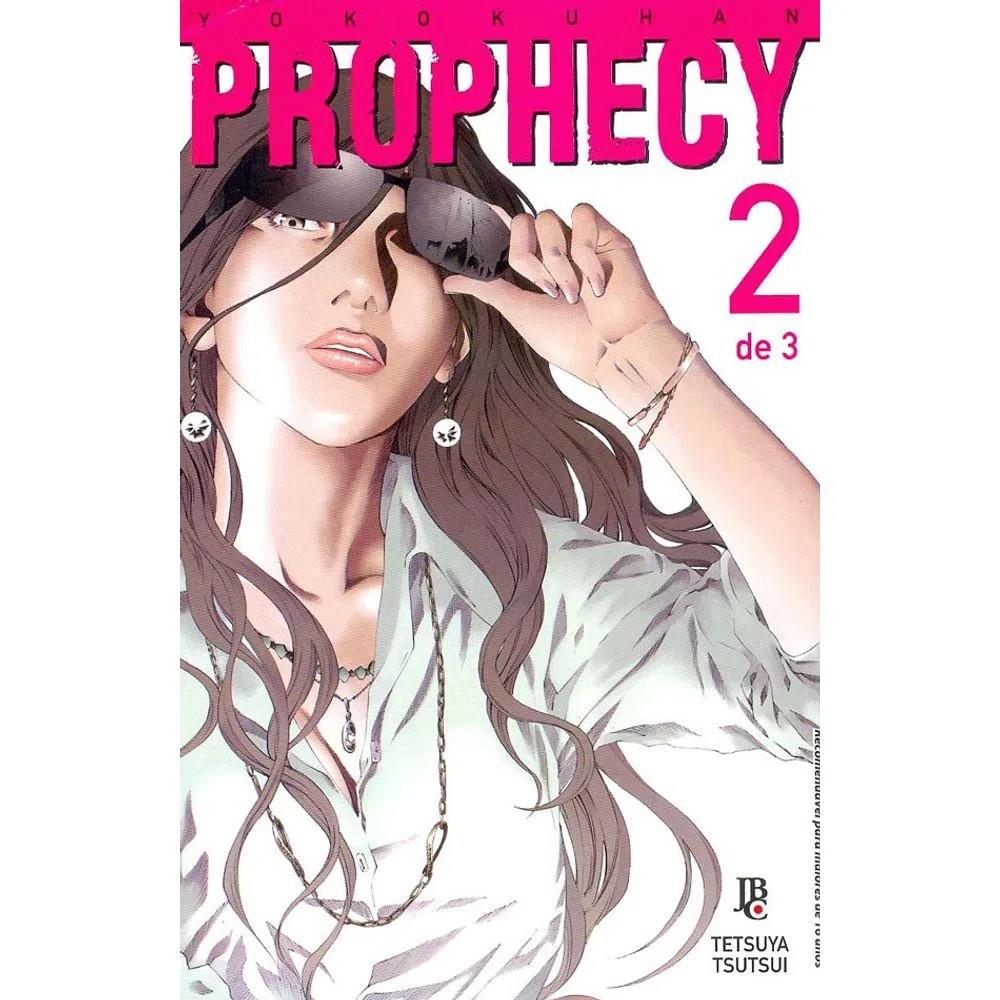 Prophecy - Volume 02 - Usado