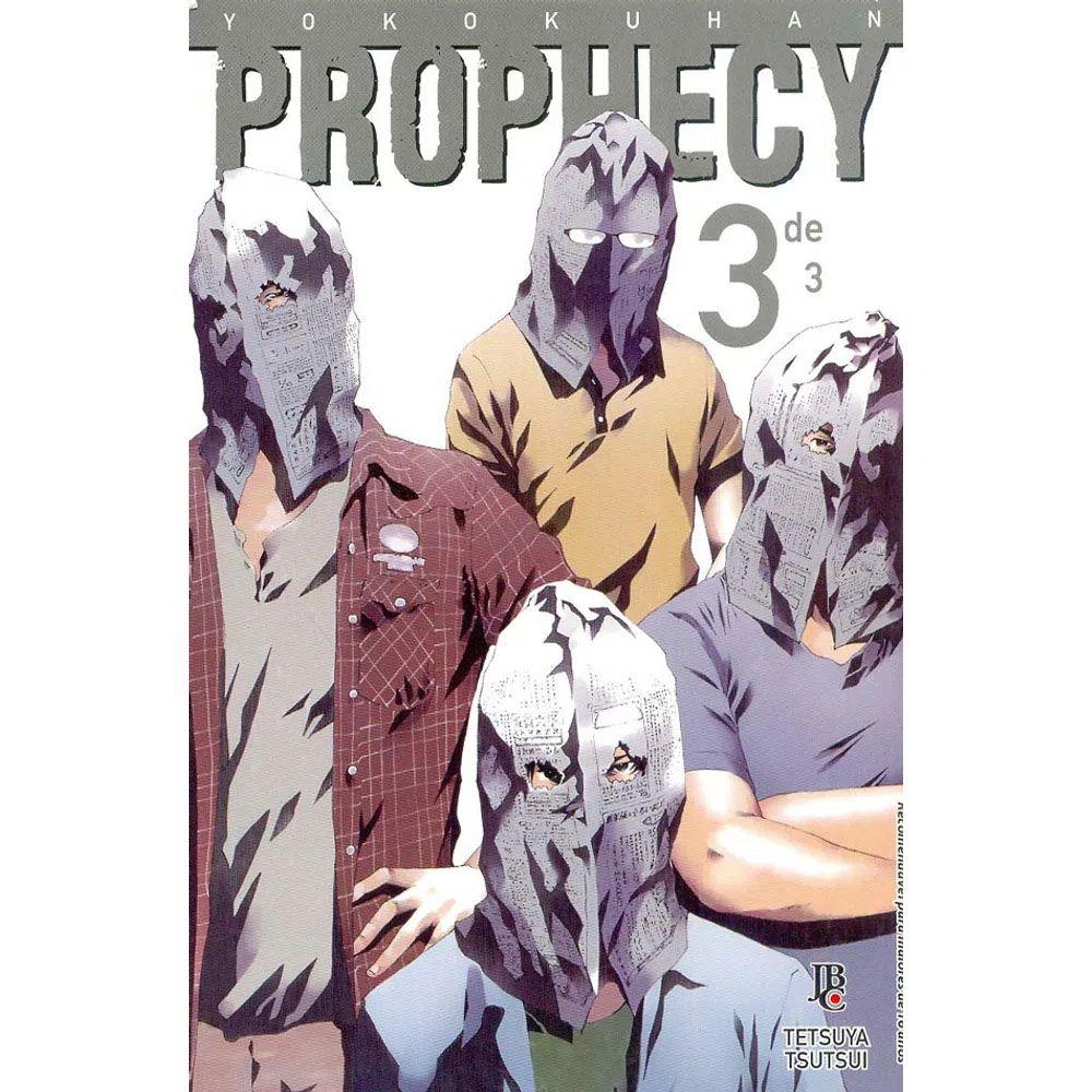 Prophecy - Volume 03 - Usado