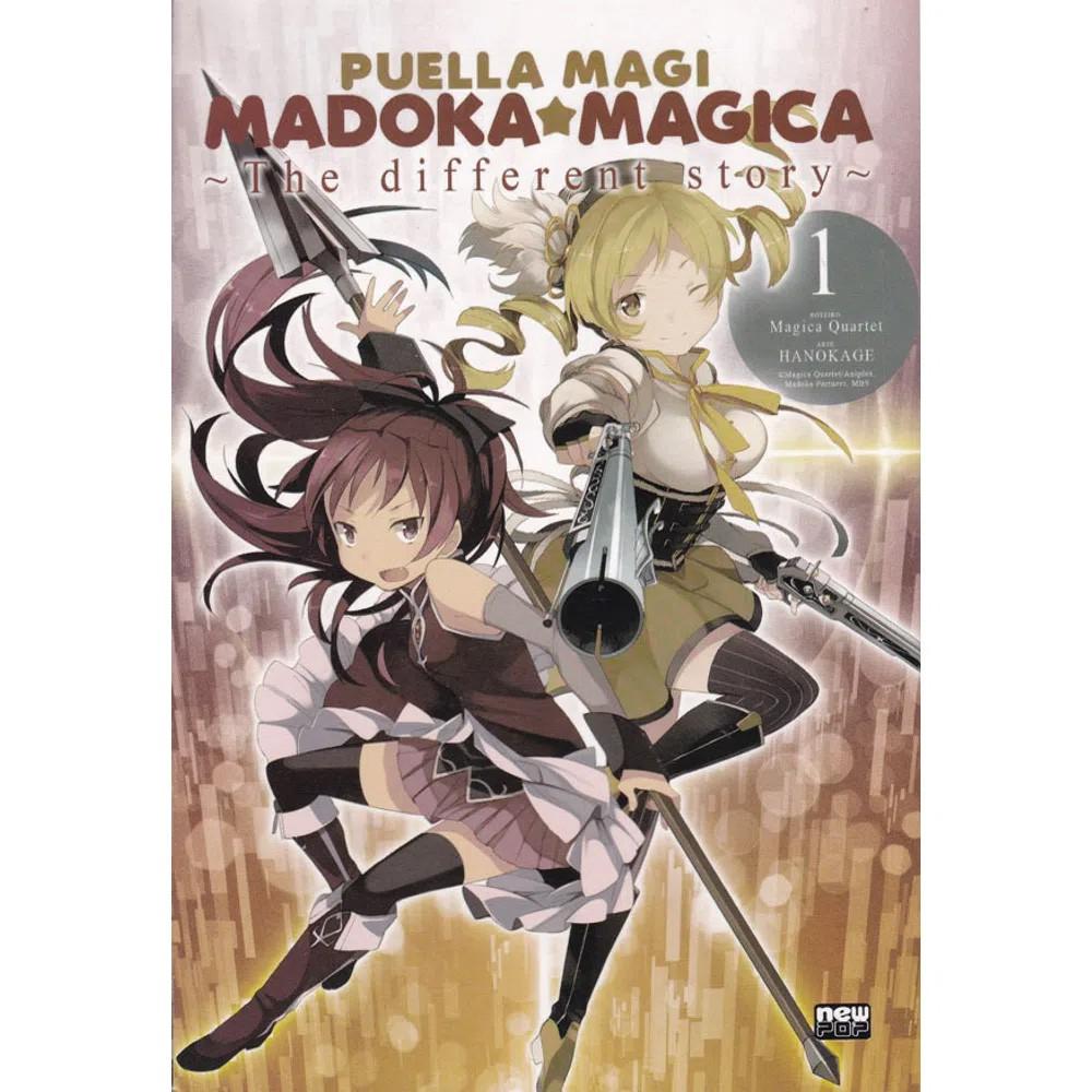 Puella Magi - Madoka Magica - The Different Story - Volume 01 - Usado