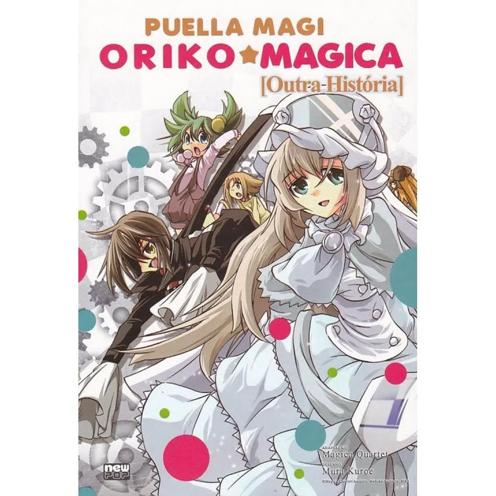 Puella Magi - Oriko Magica - Outra História - Usado
