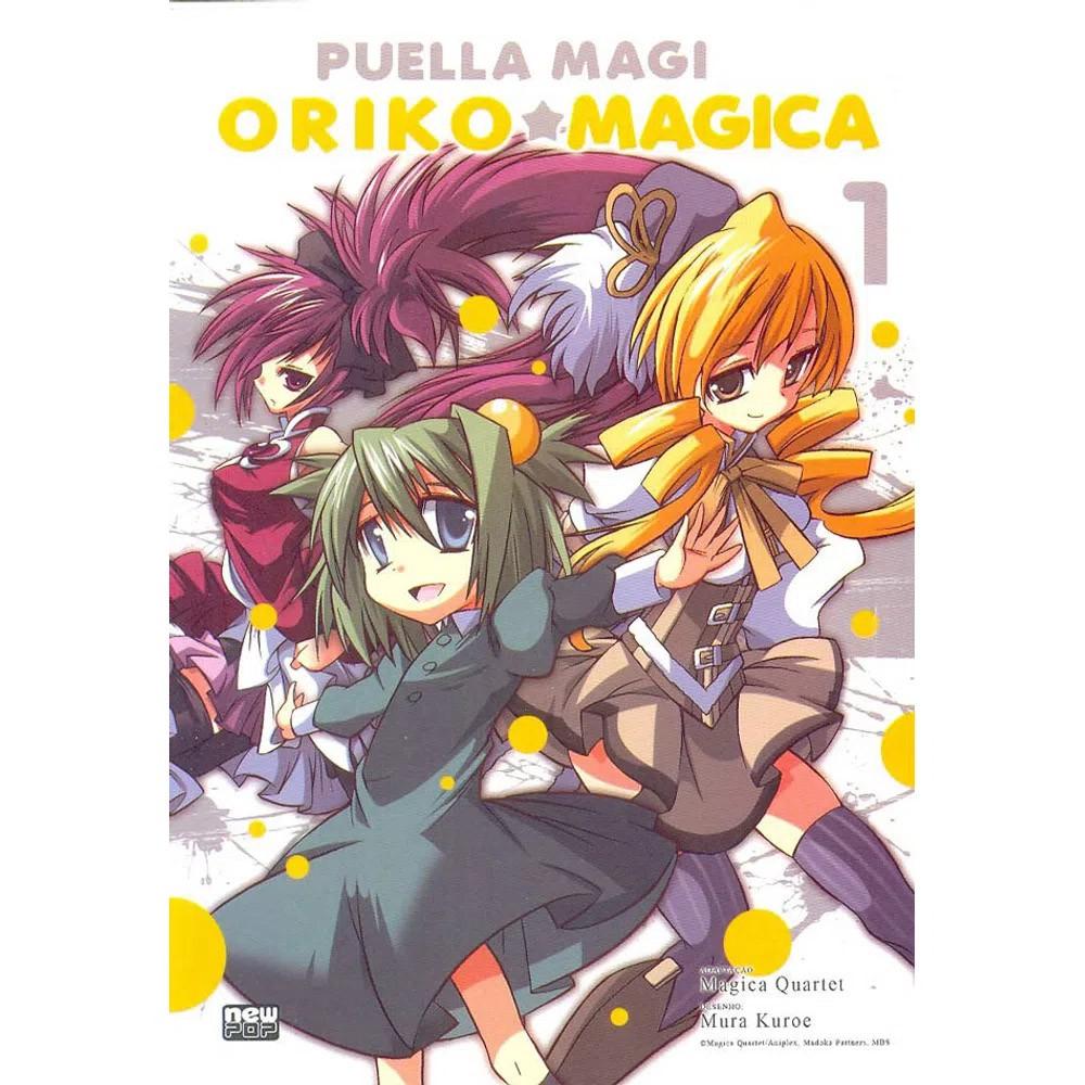 Puella Magi - Oriko Magica - Volume 01 - Usado