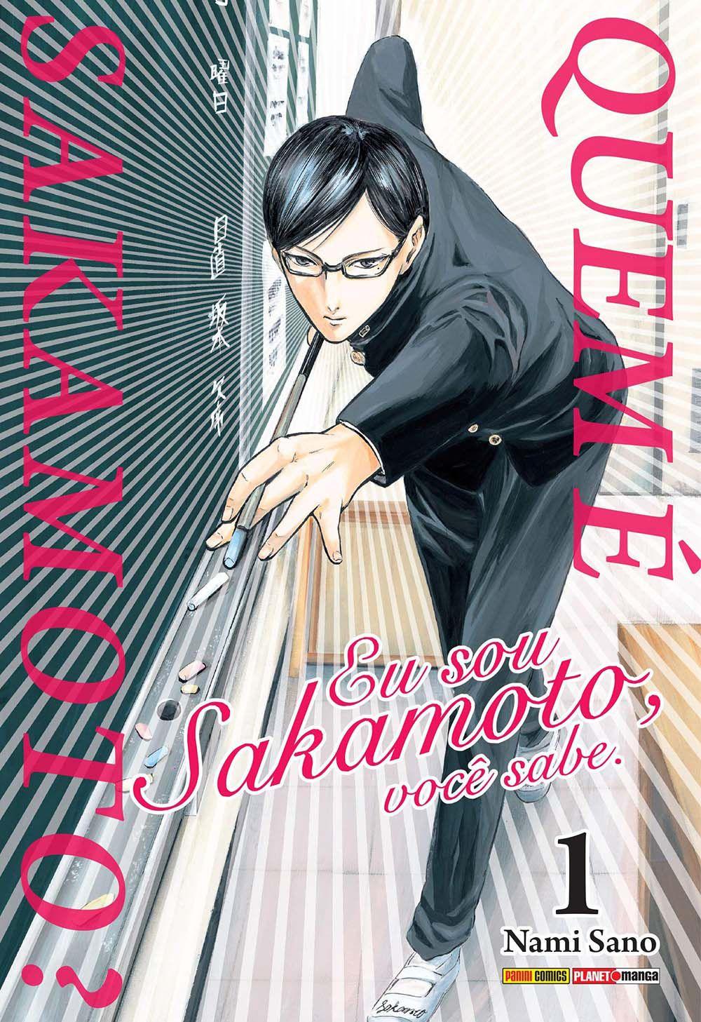 Quem é Sakamoto? - Volume 01 - Usado