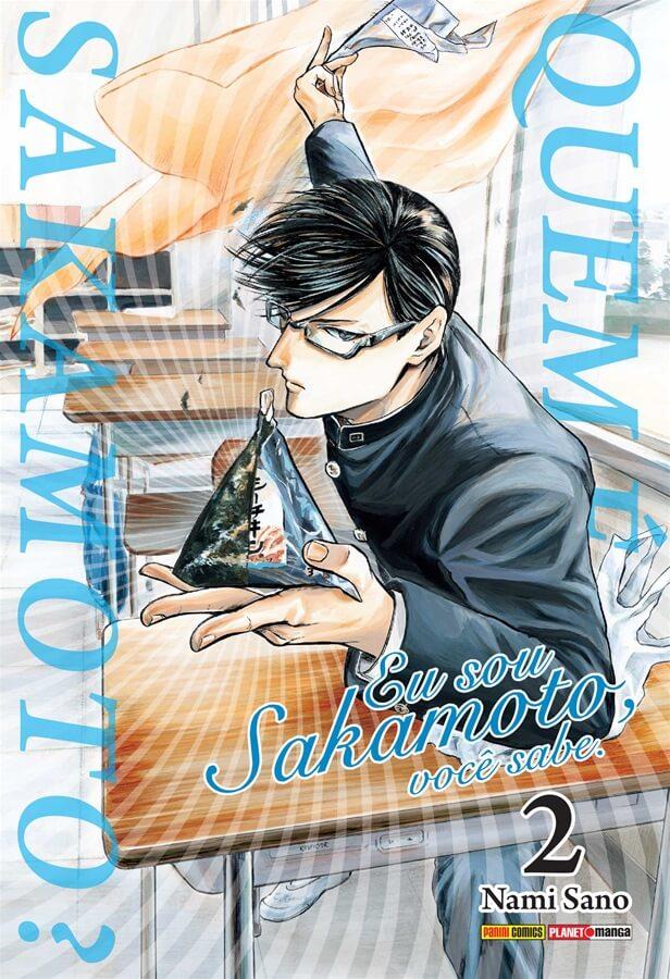 Quem é Sakamoto? - Volume 02 - Usado