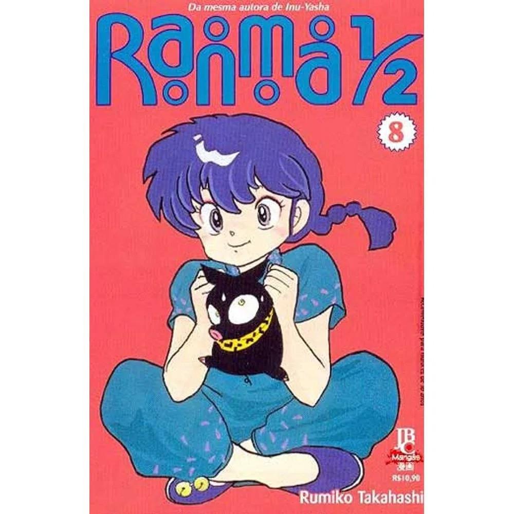 Ranma 1/2 - Volume 08 - Usado